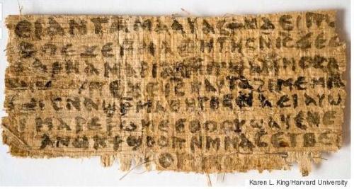 Papiro Jesus