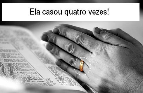 casamento bíblia