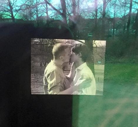 beijo gay alemão